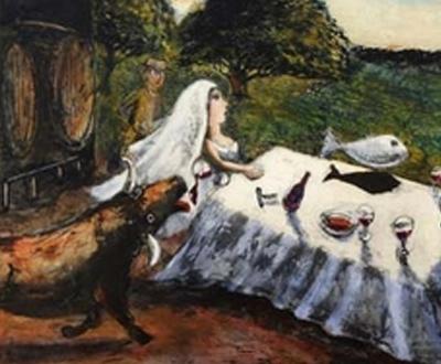 The Bride (Mount Pleasant)