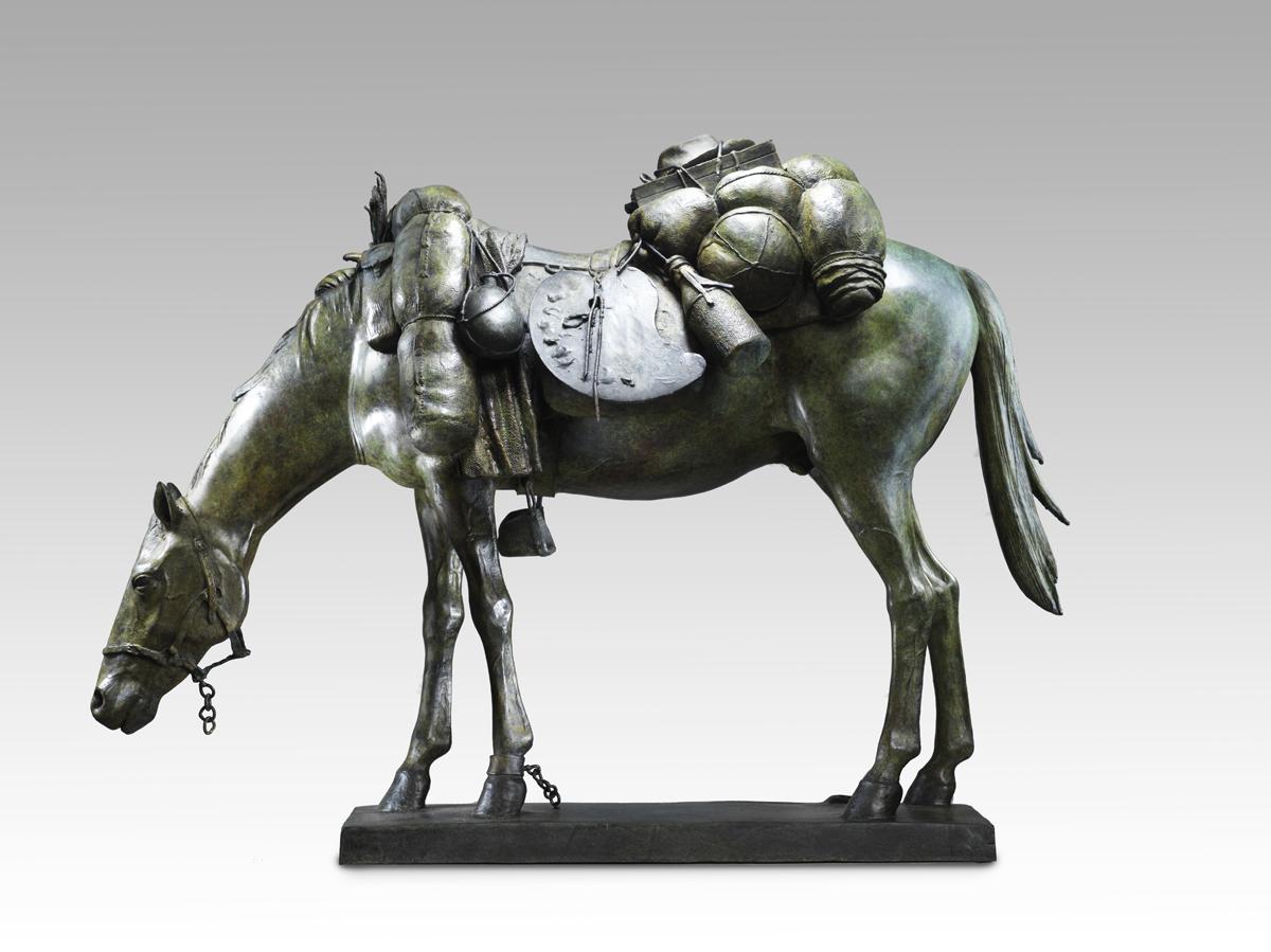Tim Storrier - The Impedimenta Collection (Sculpture & Box Photograph)