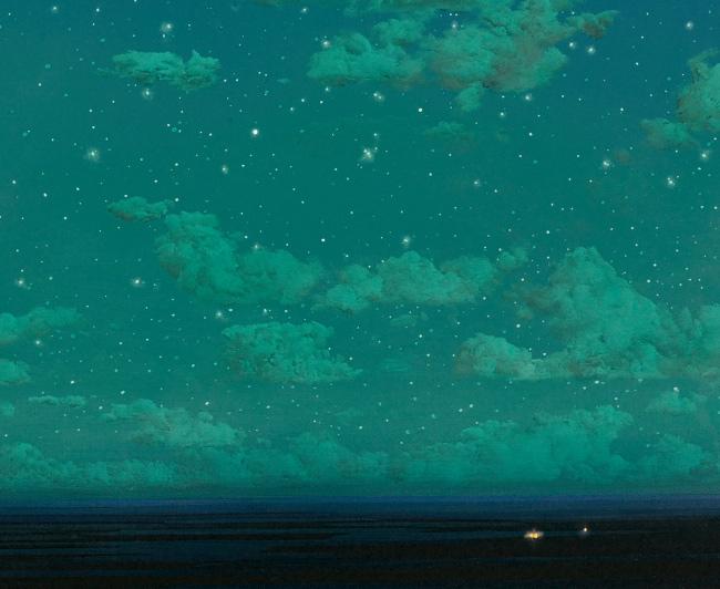 Azure, Night Run